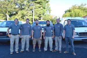 Your Service Men at McMackin Mechanical HVAC and Plumbing Services