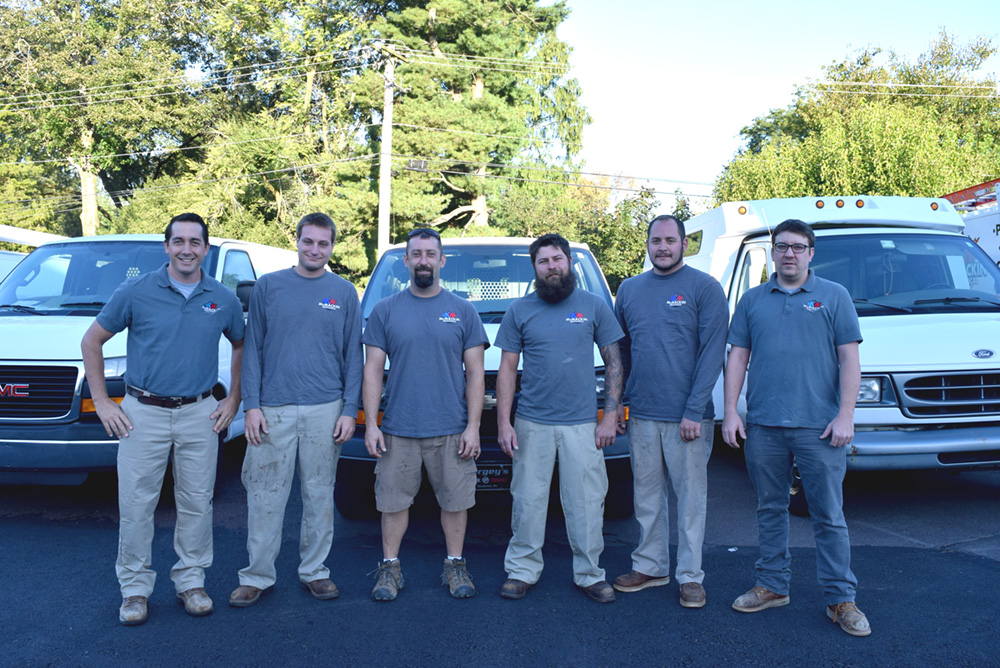 Your Service Men At McMackin Mechanical